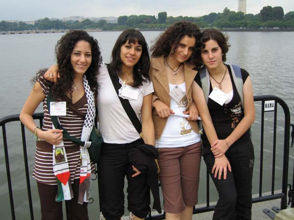 Arab Israeli Girls