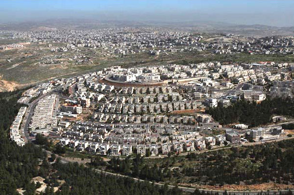 Construction Continues In Controversial Jerusalem Developments