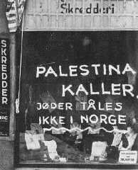 Palestina-Norway