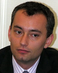 Minister Nickolay Mladenov