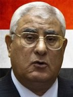 President Adly Mansour