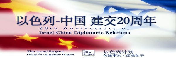 China_Israel-relaties