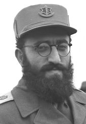 rabbijn Shlomo Goren