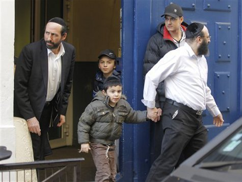 french jews toulouse
