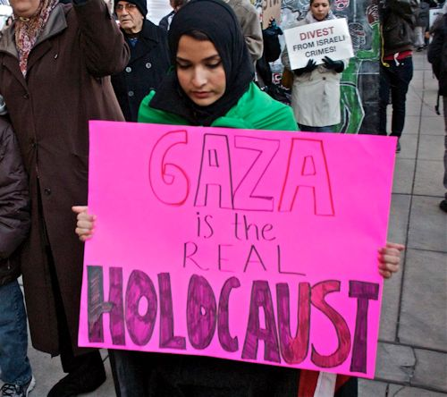 gaza-holocaust