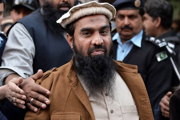 PAKISTAN-INDIA-ATTACKS-LAKHVI