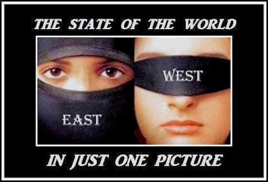 Islam-East-West