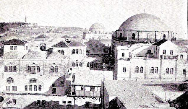 Hurva_Synagogue_(before_1899A