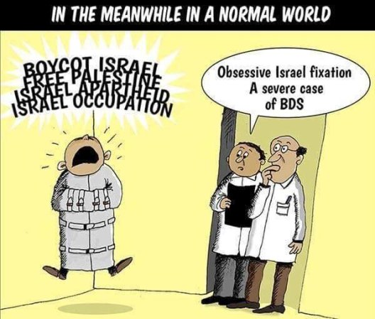 BDS-obsession