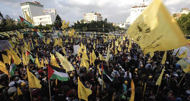 51st anniversary of the founding of the Fatah movement