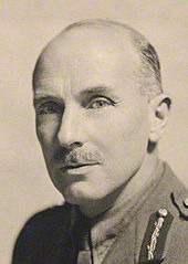 Lt. Generaal Sir Alexander Galloway (1895-1977)