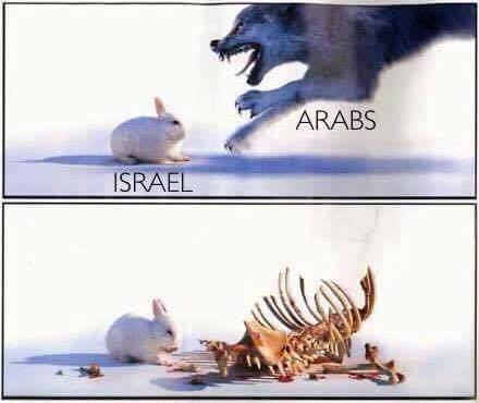 israel-eat-arabs